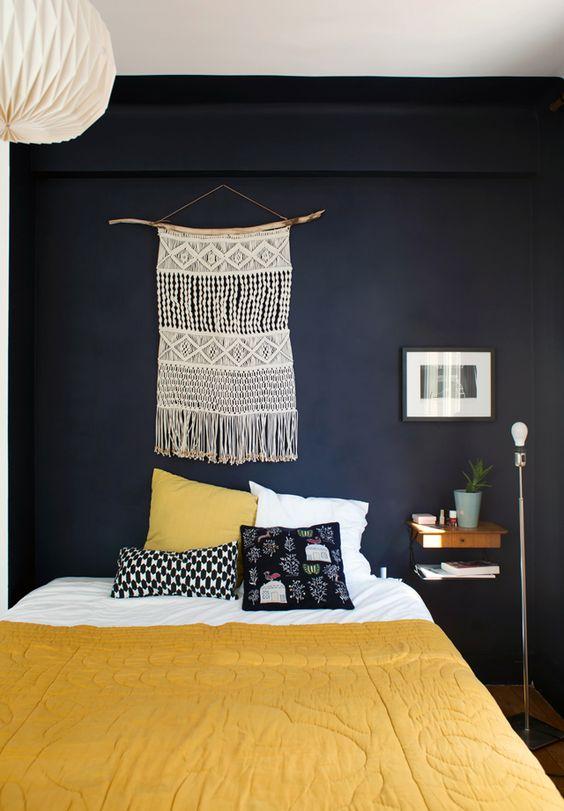 peinture-noire-chambre
