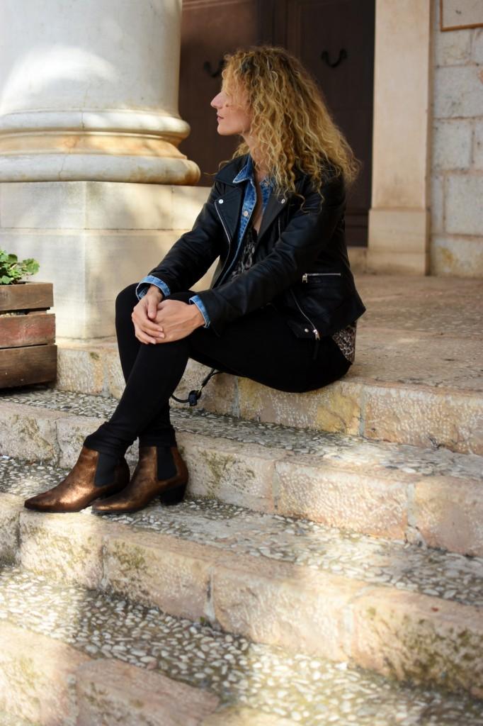 boots-argentées-san-marina