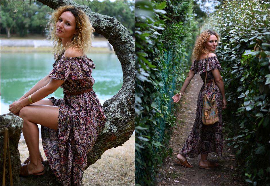 robe-longue-bohème