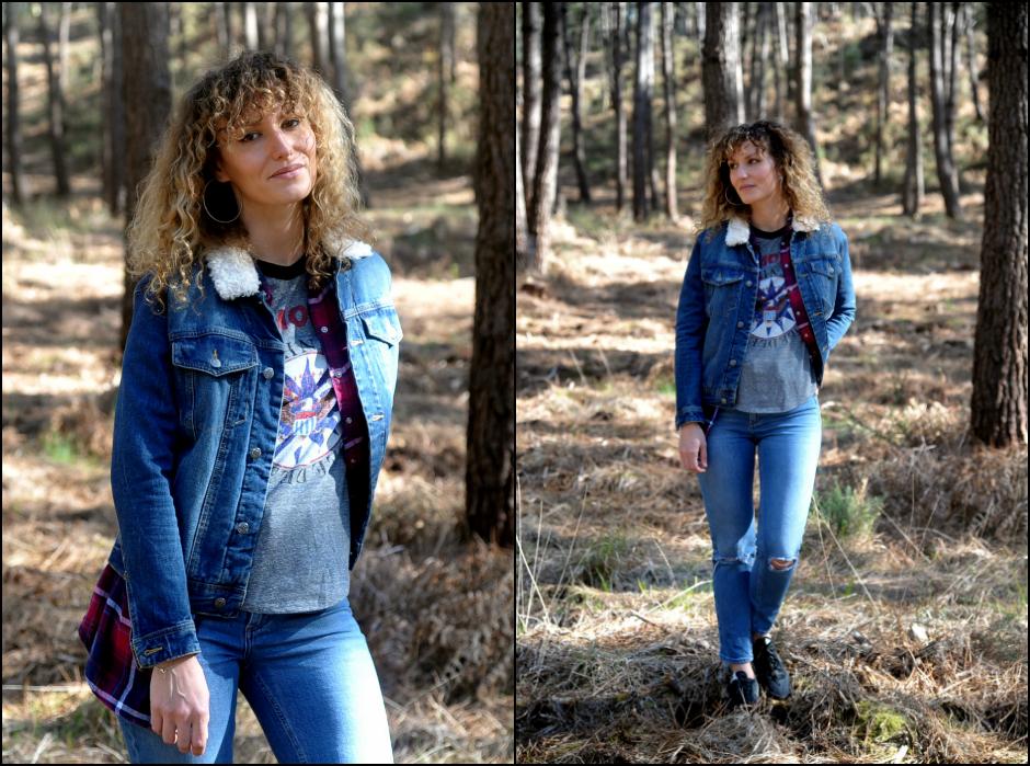 look-jean-années-90-femme