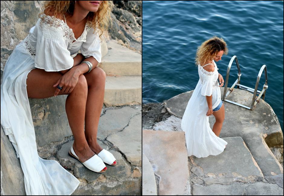 robe-blanche-longue-dentelle