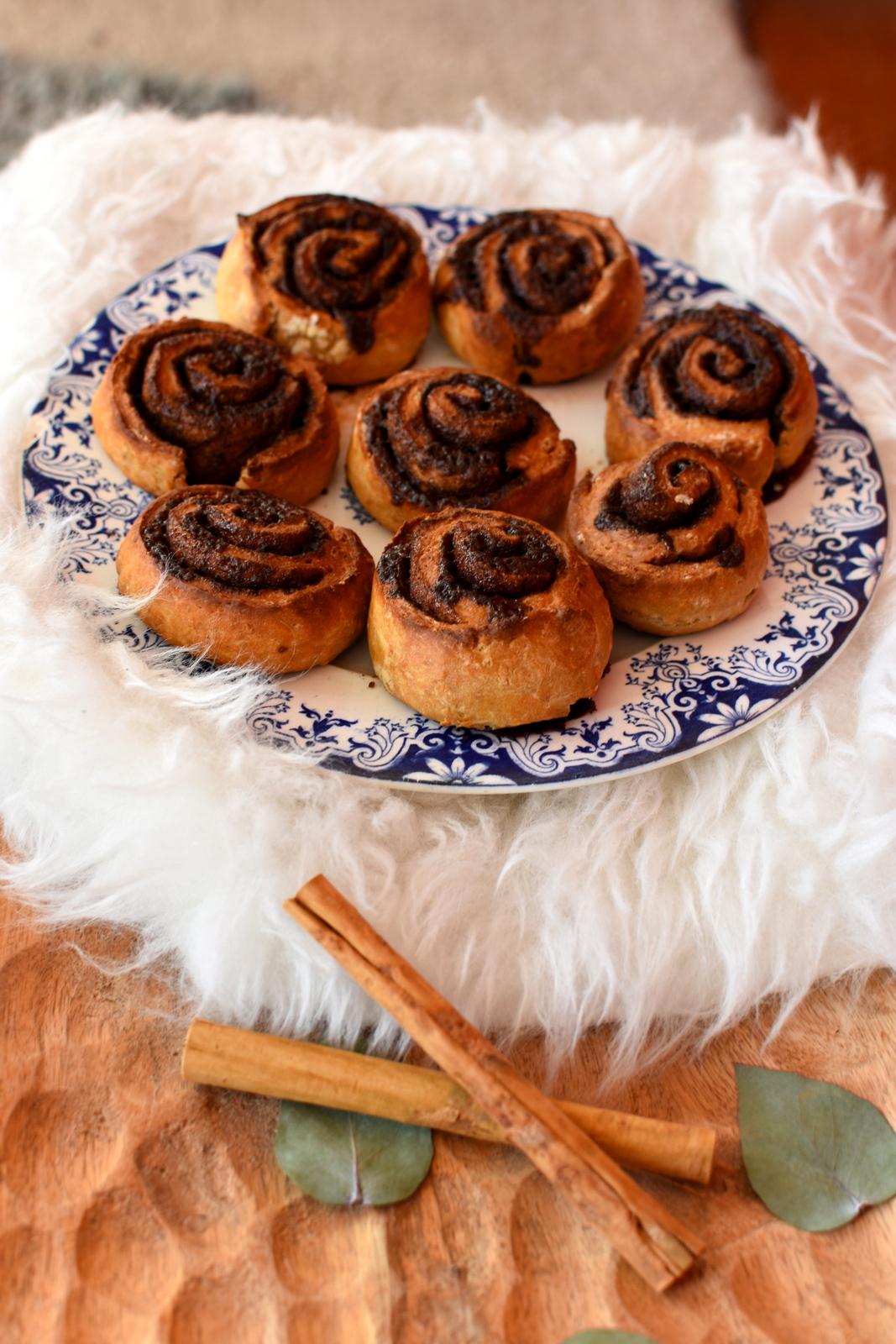 recette-roules-à-la-cannelle-cinnamon-rolls