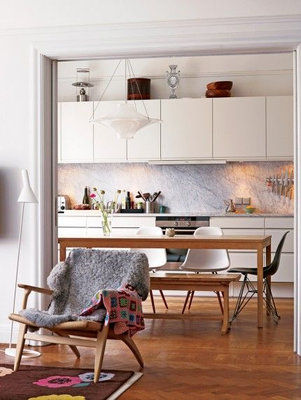 cuisine-blanche-marbre