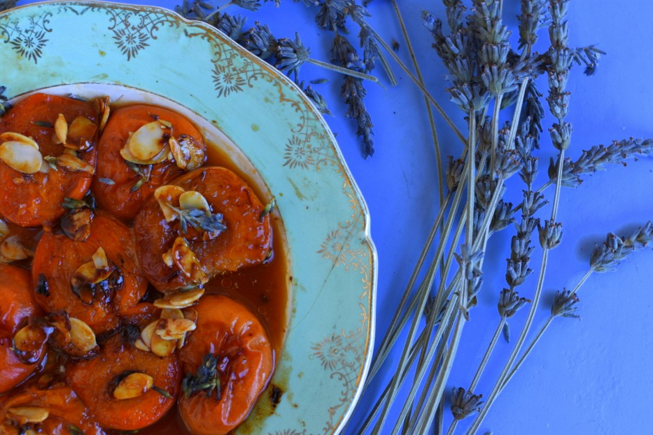 dessert-abricots-miel