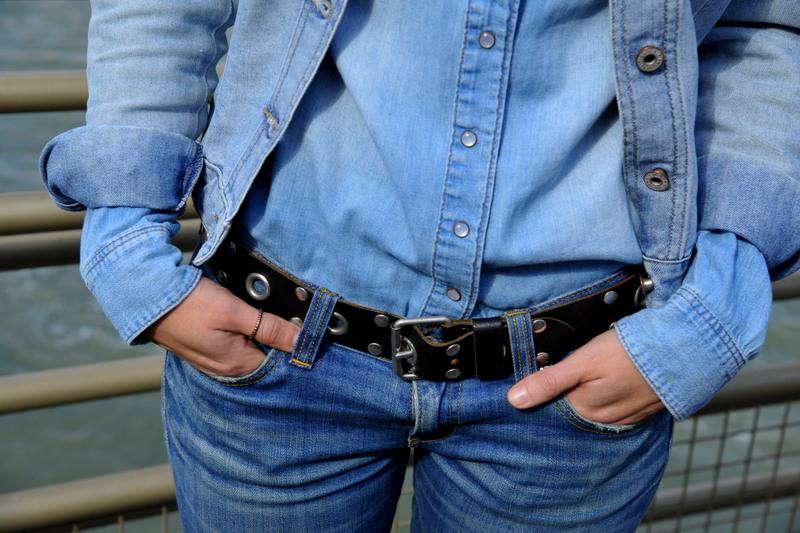 blue jeans, blog mode