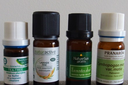 huiles essentielles, lifestyle blog