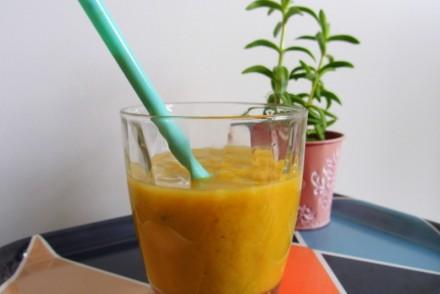 recette smoothie mangue alcalin detox healthy blog toulouse