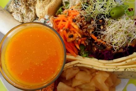 bonnes adresses toulouse restaurant bio végétarien toulousela belle verte rock my casbah
