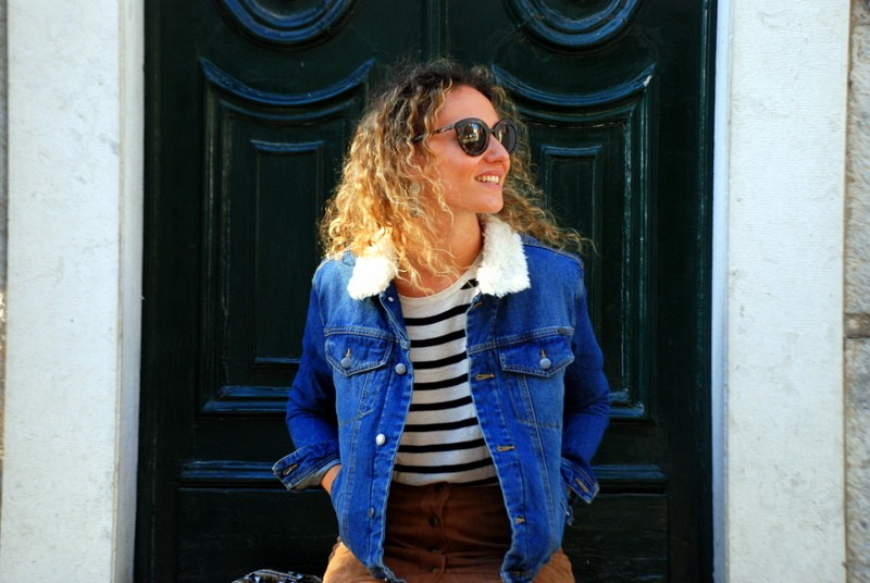 outfit fall look automne blog moe fashion blog rock my casbah